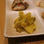 自然食バイキング はーべすと - 野菜のナムル