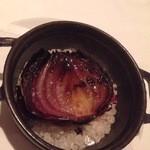 カーザ ヴィニタリア - 赤玉葱のロースト