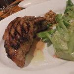 神楽坂 イルカンポ  - 豚肉のグリル