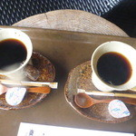 カフェせせらぎ - 2ブレンドコーヒー