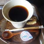カフェせせらぎ - ブレンドコーヒー