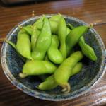 品濃酒場 - 枝豆