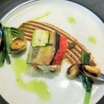 リュド コマンセ ナチュール - 旬の魚料理