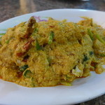 Kuang Sea Foods - 料理写真:これが噂のプーパッポンカリー(THB380)