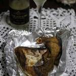 燻製香房 燻し屋 - お持ち帰りのブリカマ燻製