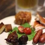 燻製香房 燻し屋 - 料理写真:精ちゃんのおまかせ燻しセット