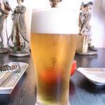 グラッツェ - 生ビール¥500☆♪