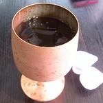 39397043 - ランチセット¥300のアイスコーヒー☆♪