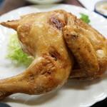 鳥房 - 若鶏唐揚(時価・この日は680円)