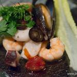 R レストラン&バー - 魚介のマリネ【2015年6月】