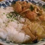 七つ森 - 野菜たっぷりカレー