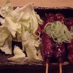 若鯱家 - 味噌串カツ