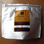南青山マメーズ - 豆はパッキン付き袋に入れてくれます