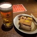 ラーメンBAR やきそばー HIT - おでん&ビール201502