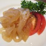 39404059 - クラゲの冷菜