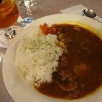 ハーバーカフェ - 熟成ビーフカレー