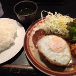 レストランくろんぼ - Aランチ