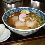 浜田屋 - チャーシュー麺 950円