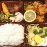 桂泉 - 唐揚げ定食