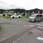 手打ちうどん うえちゃん - 第二駐車場