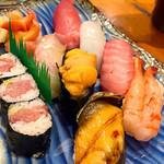 直すし - 特上寿司 2700円