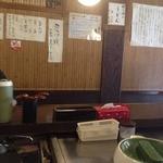 釜あげうどん 太郎 - 店内の雰囲気