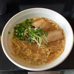 らぁめんこはく - 貝汁味噌麺