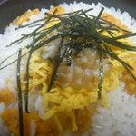 さと水 - 「アワビ」「うに」を自慢の出汁で炊き込んだ「北前飯」
