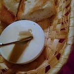 ル・クープ・シュー - 御代わりできるパン
