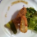 ル・クープ・シュー - 料理写真:リエット