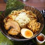 麺匠 竹虎 - 虎ダレ醤油ラーメン
