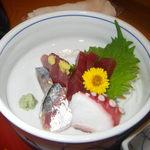 食と肴うおもと - 刺身