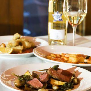 ◆イタリアの伝統的な地方料理を継承しながらも進化を見せる