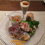 ラディーチェ - 前菜5種