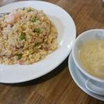 中国料理 なすの華 - チャーハン(大盛)