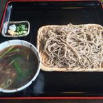 さんた亭 - 料理写真:「鴨汁そば」800円