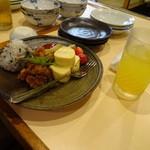 さ々木 - お子様用の料理が用意されてました