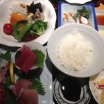 海鮮居酒屋 海流 - 刺身定食