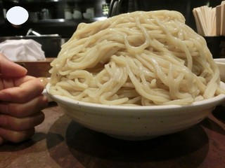 麺屋武蔵 武骨外伝 - 盛り