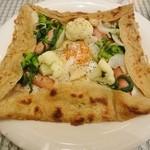 イルローザ - 春野菜のガレット