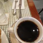 イルローザ - セットのコーヒー