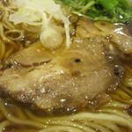 アートマサシヤ - 濃口ラーメン