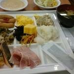 一柳閣本館 - 朝食
