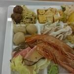 一柳閣本館 - 夕食