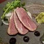 39419027 - 鴨肉の燻製