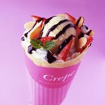 PINKDOT - ストロベリーアーモンドチョコアイスホイップクリーム