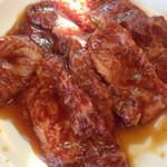 大倉山 - 焼肉ランチ お肉美味しかったです