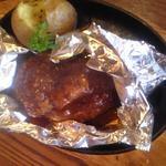 さくらさく - 王様のハンバーグステーキ¥1,200 アップ♪w