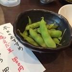 すず庵 - 八尾枝豆