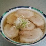 麺龍 - バラ肉チャーシュー麺